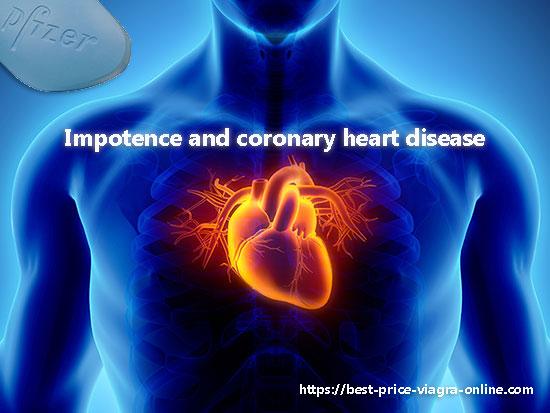 impotence and coronary heart disease